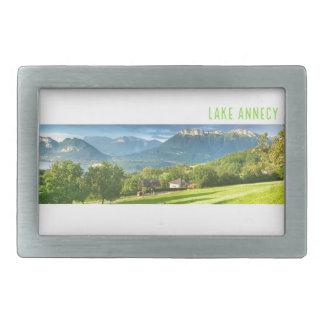 Fivela de cinto de Annecy do lago