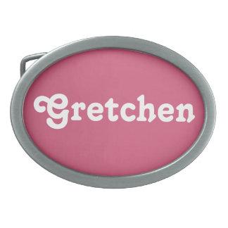 Fivela de cinto Gretchen