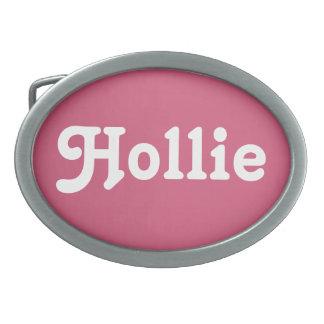 Fivela de cinto Hollie