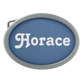 Fivela de cinto Horace