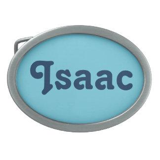 Fivela de cinto Isaac