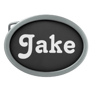 Fivela de cinto Jake
