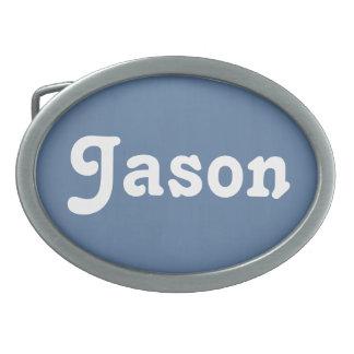 Fivela de cinto Jason