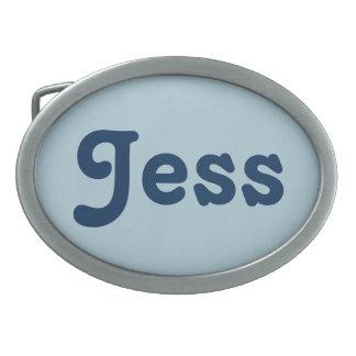 Fivela de cinto Jess