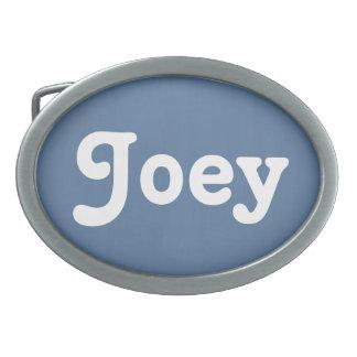 Fivela de cinto Joey