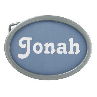 Fivela de cinto Jonah