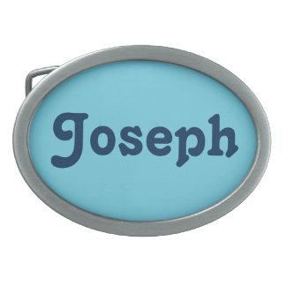 Fivela de cinto Joseph