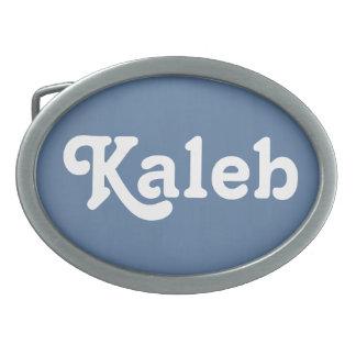 Fivela de cinto Kaleb