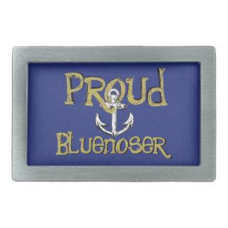 Fivela de cinto orgulhosa da âncora de Bluenoser