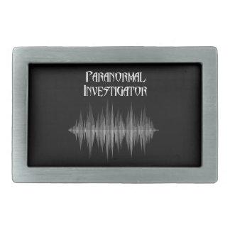 Fivela de cinto Paranormal de Soundwave do