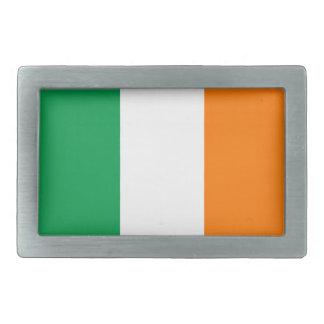 Fivelas de cinto irlandesas da bandeira para o