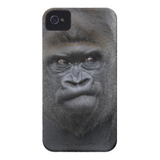 Flachlandgorilla, gorila do gorila, capa para iPhone
