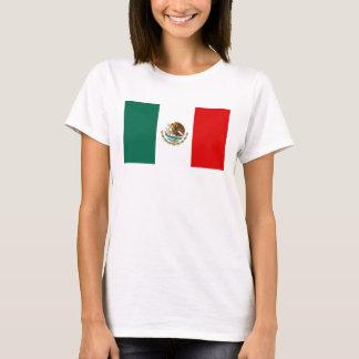 Flag_of_Mexico Camiseta
