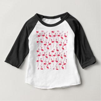 flamingos Flimingos Camiseta Para Bebê