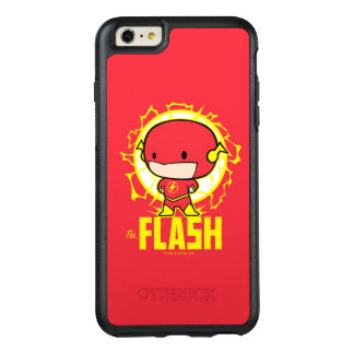 Flash de Chibi com eletricidade
