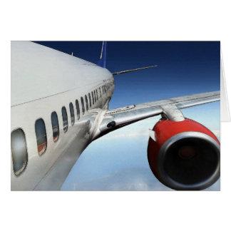 flight-1920x1200 cartão comemorativo