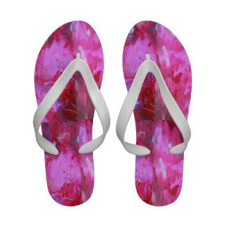 Flip-Flop aguarela pink
