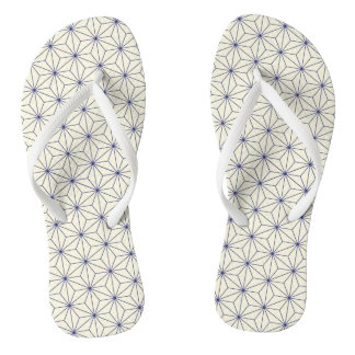 Flip-flops asiáticos do motivo - Kun Tang Chinelos