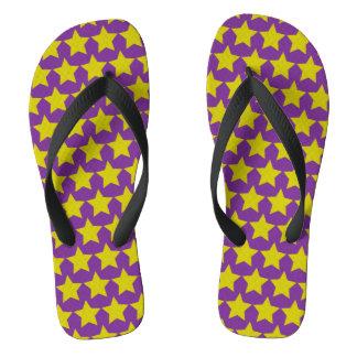 Flip-flops da estrela de Hollywood (mulheres) Chinelos