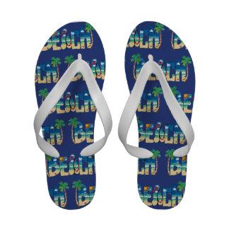 Flip-flops da praia