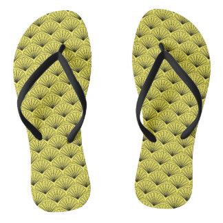 Flip-flops de ArtDeco - Medousa Emilia Abrahamson Chinelos