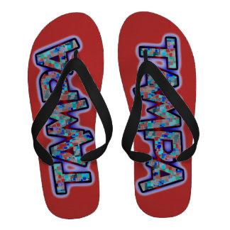 Flip-flops de Tampa