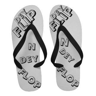 Flip-flops do FALHANÇO do SACUDIR n Dey de Dey