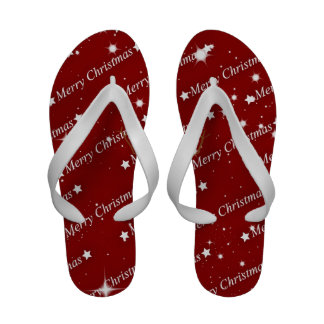 Flip-flops do Feliz Natal