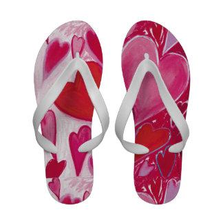 Flip-flops dos namorados