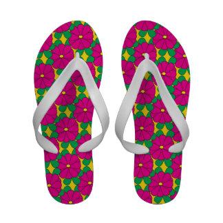 Flip-flops florais 01