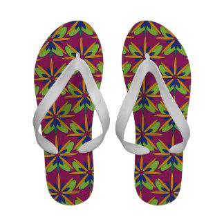 Flip-flops florais 02d