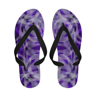 Flip-flops tribais dos Thongs