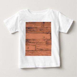 Floorboards Camiseta Para Bebê