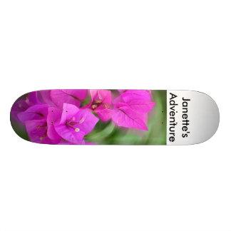 Flor, a aventura de Janette Skate