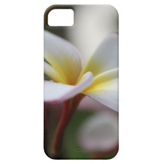 Flor abstrata capa barely there para iPhone 5