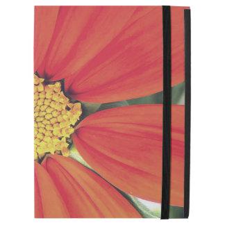 """Flor alaranjada bonita capa para iPad pro 12.9"""""""