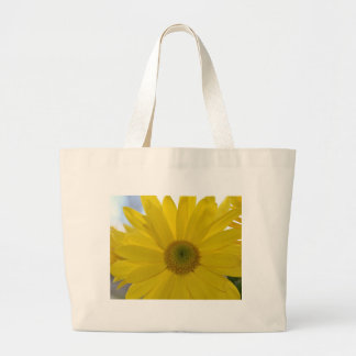 Flor amarela inspirada bolsas