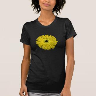 Flor amarela tshirt