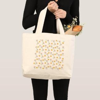 Flor & bolsa do ponto