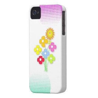Flor bonita capinha iPhone 4