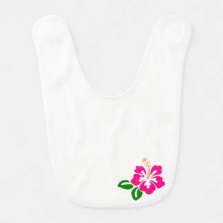 Flor cor-de-rosa do hibiscus babador