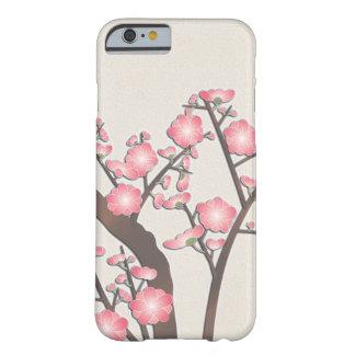 Flor da ameixa capa barely there para iPhone 6