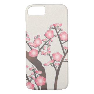 Flor da ameixa capa iPhone 7