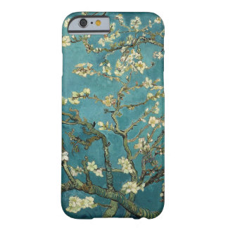 Flor da amêndoa capa barely there para iPhone 6