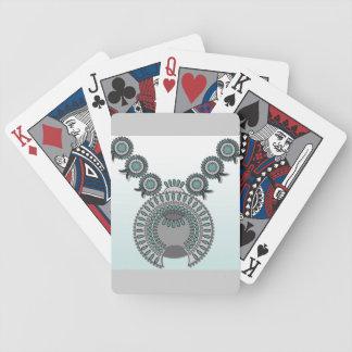 FLOR da POLPA dos cartões de jogo da bicicleta Baralhos Para Poker