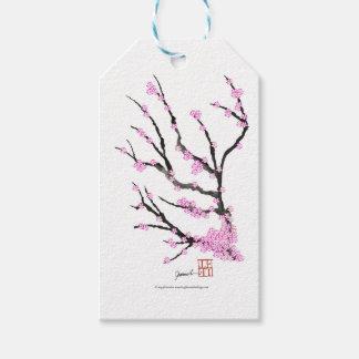 Flor de cerejeira 21 de Sakura, Tony Fernandes Etiqueta Para Presente