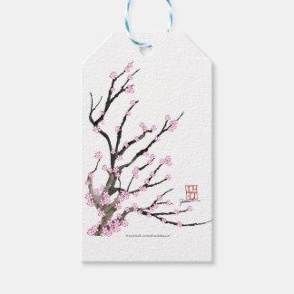 Flor de cerejeira 23 de Sakura, Tony Fernandes Etiqueta Para Presente