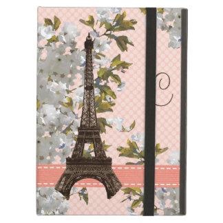 Flor de cerejeira da torre Eiffel