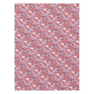 Flor de cerejeira japonesa cor-de-rosa toalha de mesa