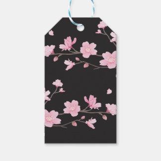 Flor de cerejeira - preto